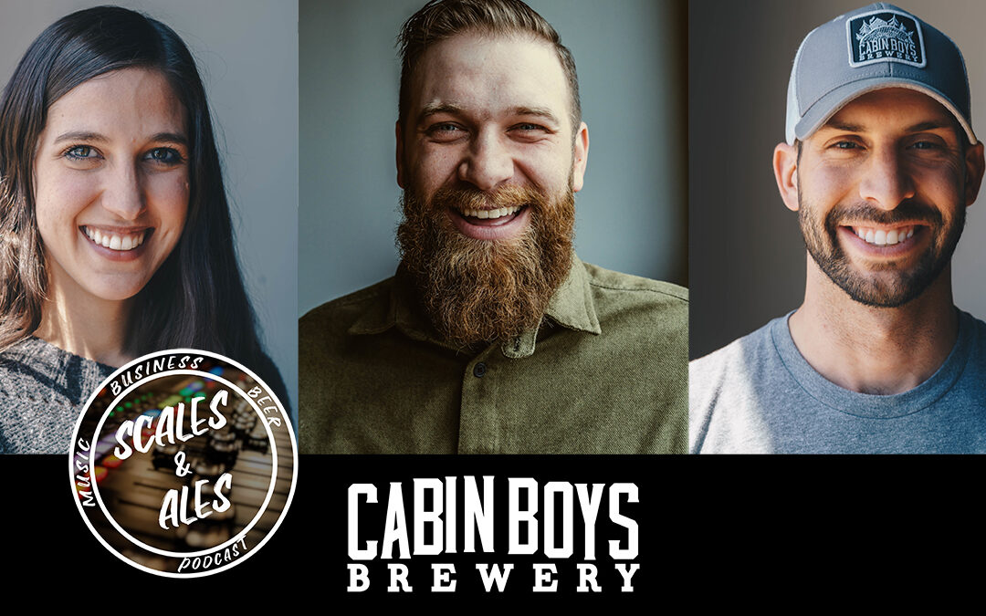 Founders of Cabin Boys Brewery – From the Woods to 6th Street | Tulsa Podcast