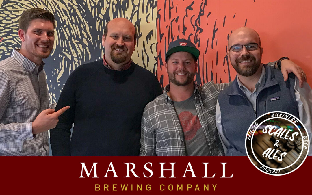 Eric & Adam Marshall – Founders of Marshall Brewing Company | Tulsa Podcast