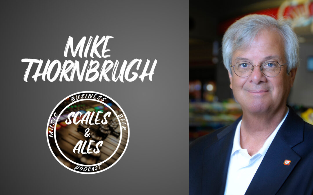 Mike Thornbrugh – Spokesperson for QuikTrip: An Insider's Look | Tulsa Podcast