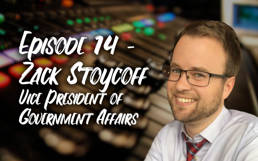 An Inside Look at the Tulsa Regional Chamber with VP of Government Affairs Zack Stoycoff | Tulsa Podcast